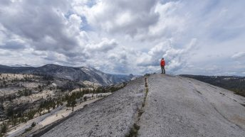 Yosemite National Park, California, USA. Landscape. Explorer. Solitude. Mountain View. Glacier Point. Olmsted Point