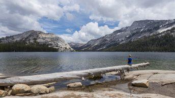 Yosemite National Park, California, USA. Landscape. Explorer. Solitude. Mountain View. Lake View.