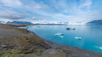 Iceland Travel, Ring Road, Jökulsárlón / Glacier Lagoon