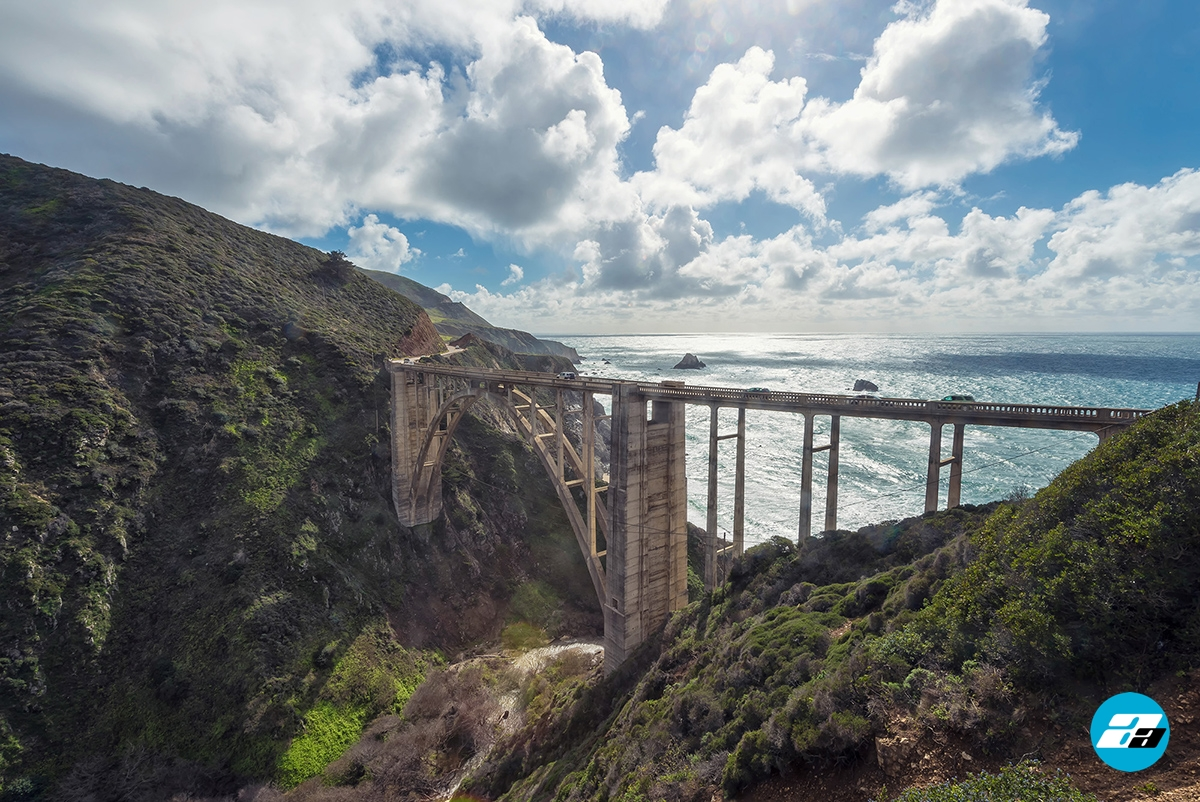 Big Sur, Bixby Bridge, California, USA