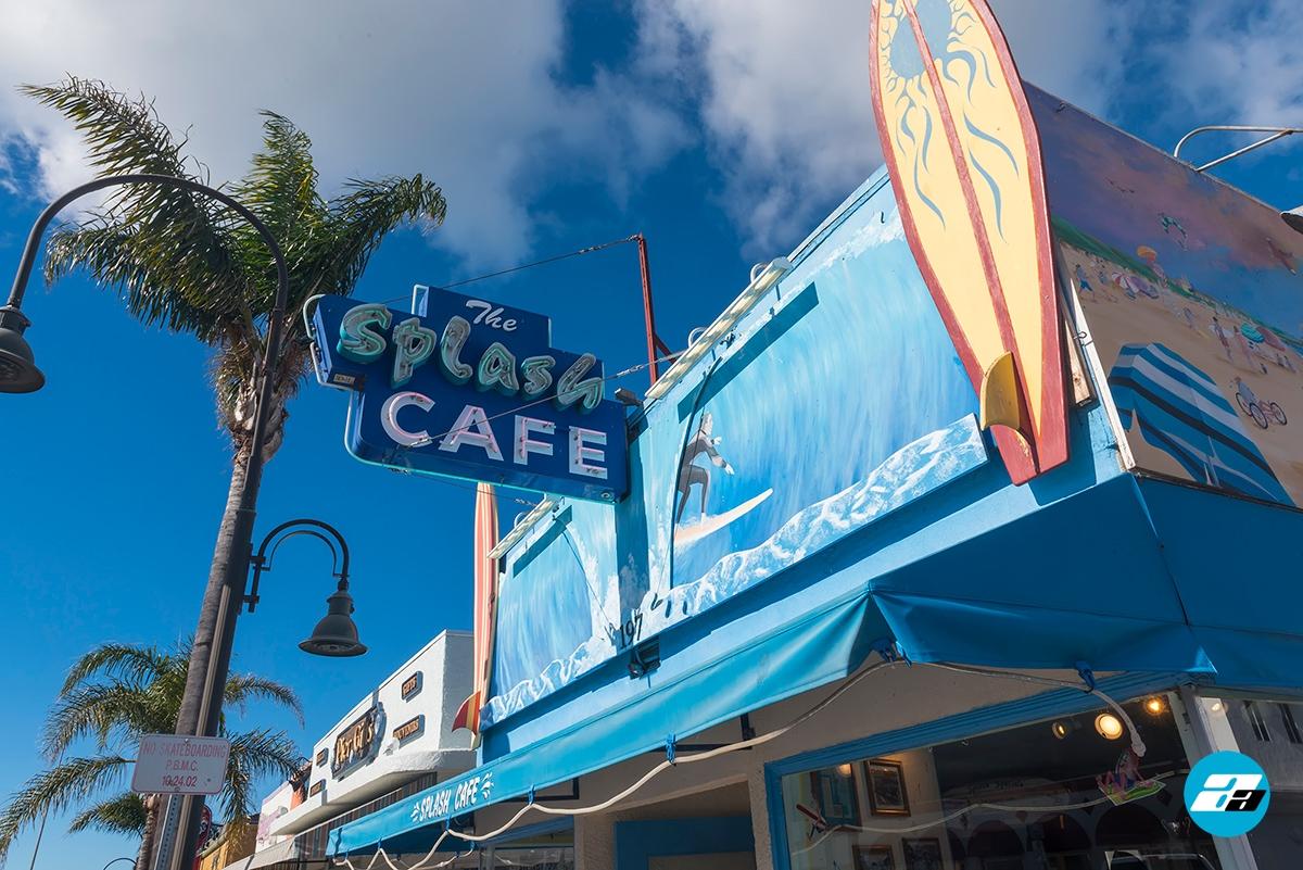 Splash Cafe, Pismo Beach, California