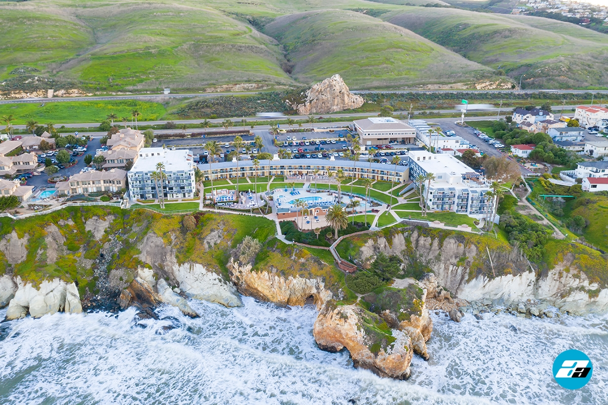 SeaCrest OceanFront Hotel, Pismo Beach, California