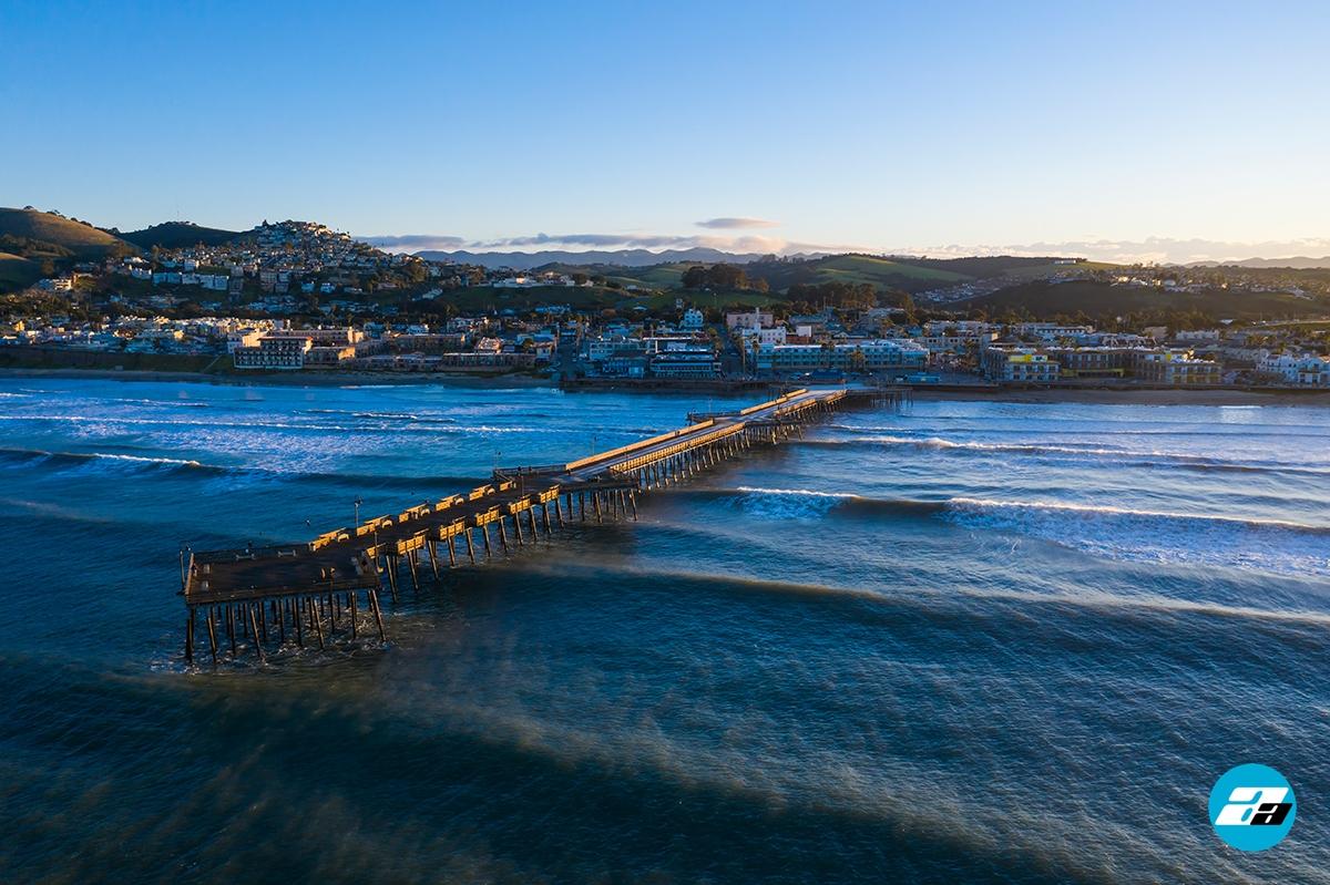 Pismo Beach Pier, California