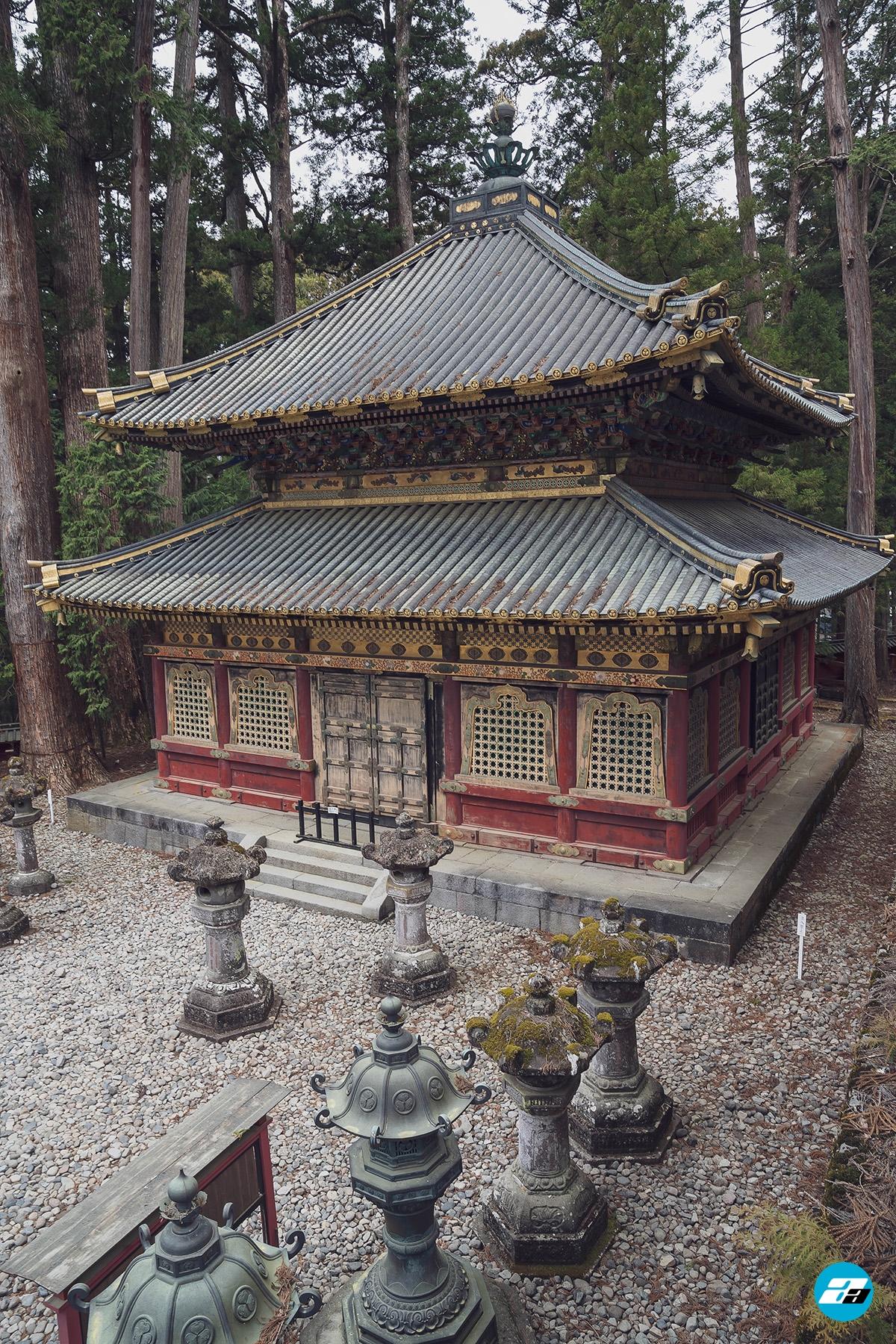 Nikkō Tōshō-gū Shrime, Japan