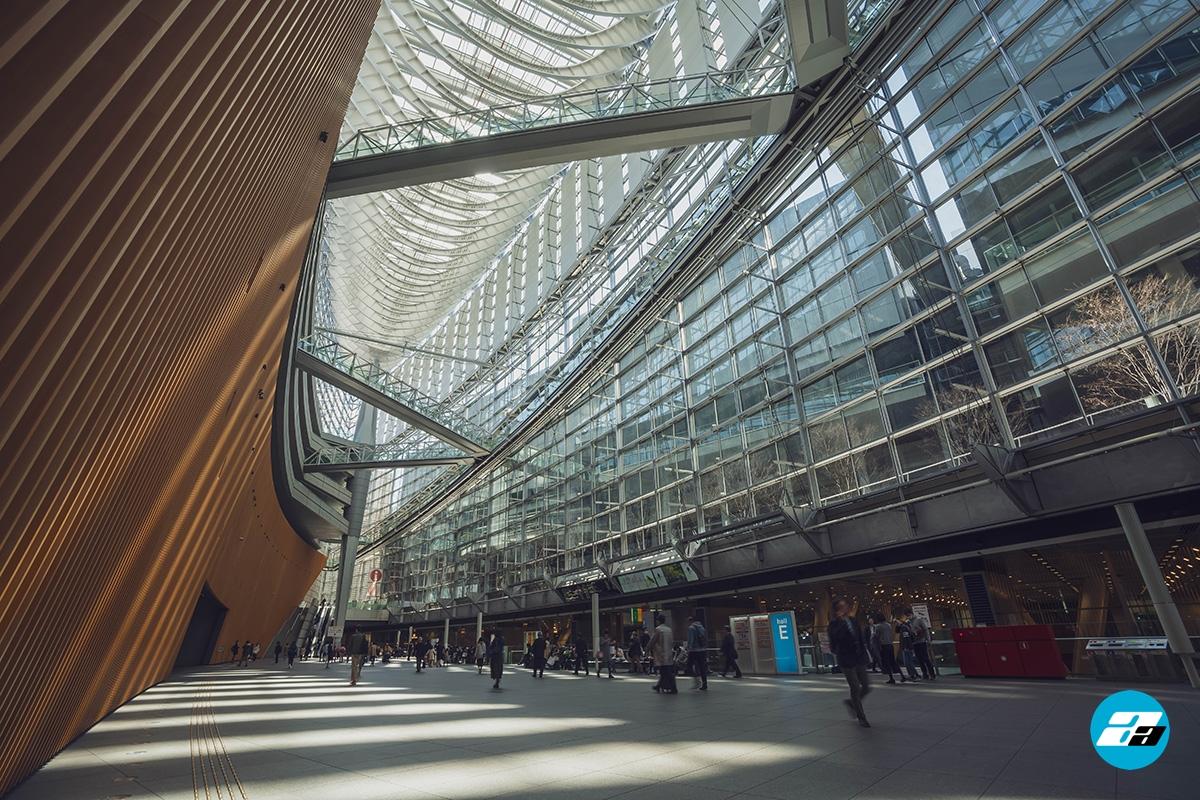 Tokyo International Forum, Tokyo, Japan
