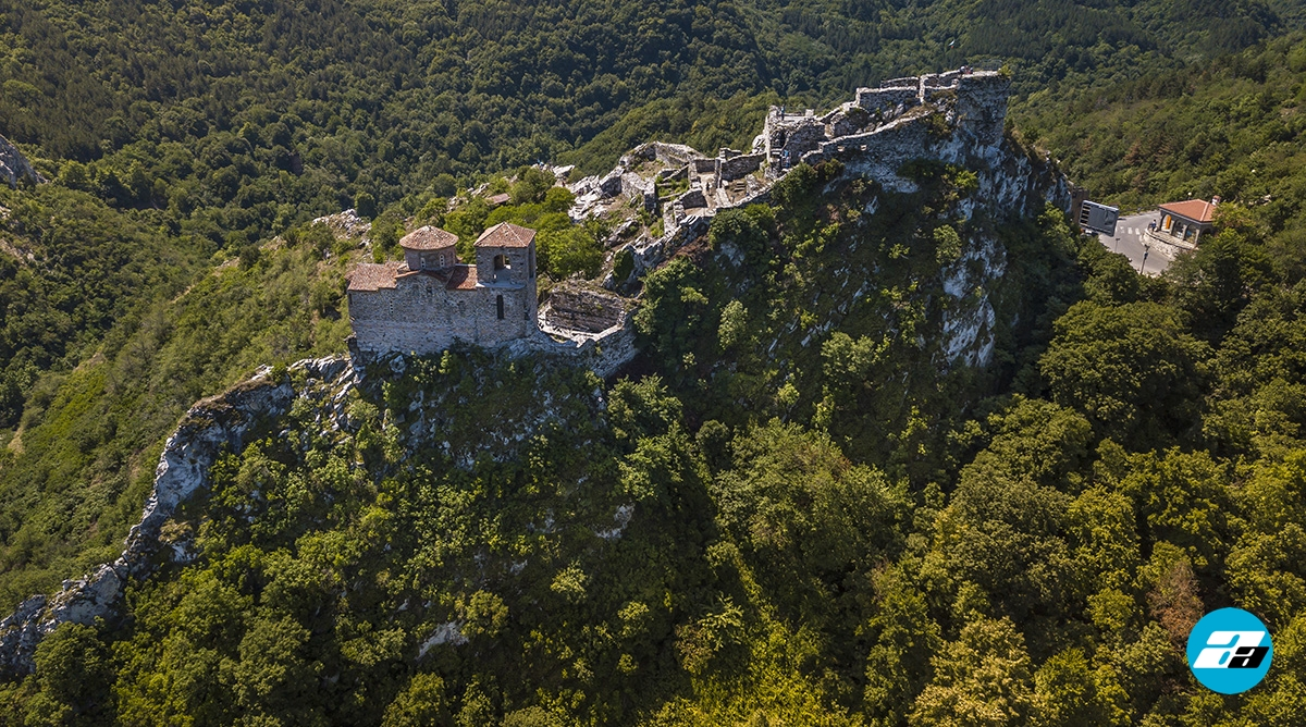 Asen's Fortress Bulgaria