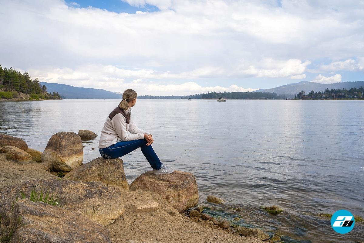 Big Bear Lake , CA