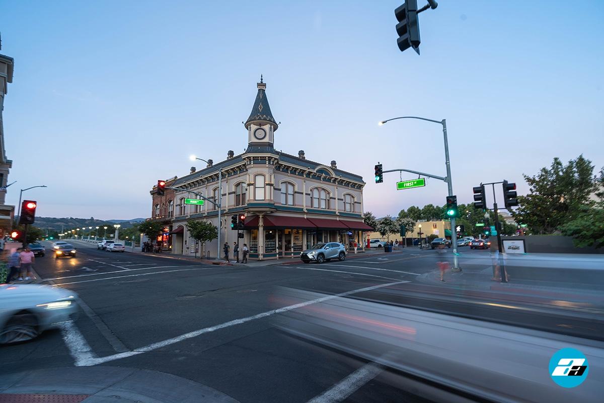 Napa Downtown, CA