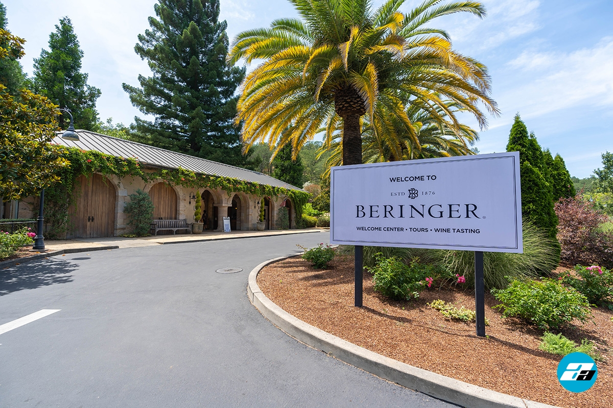 Beringer Winery, Napa Valley, CA