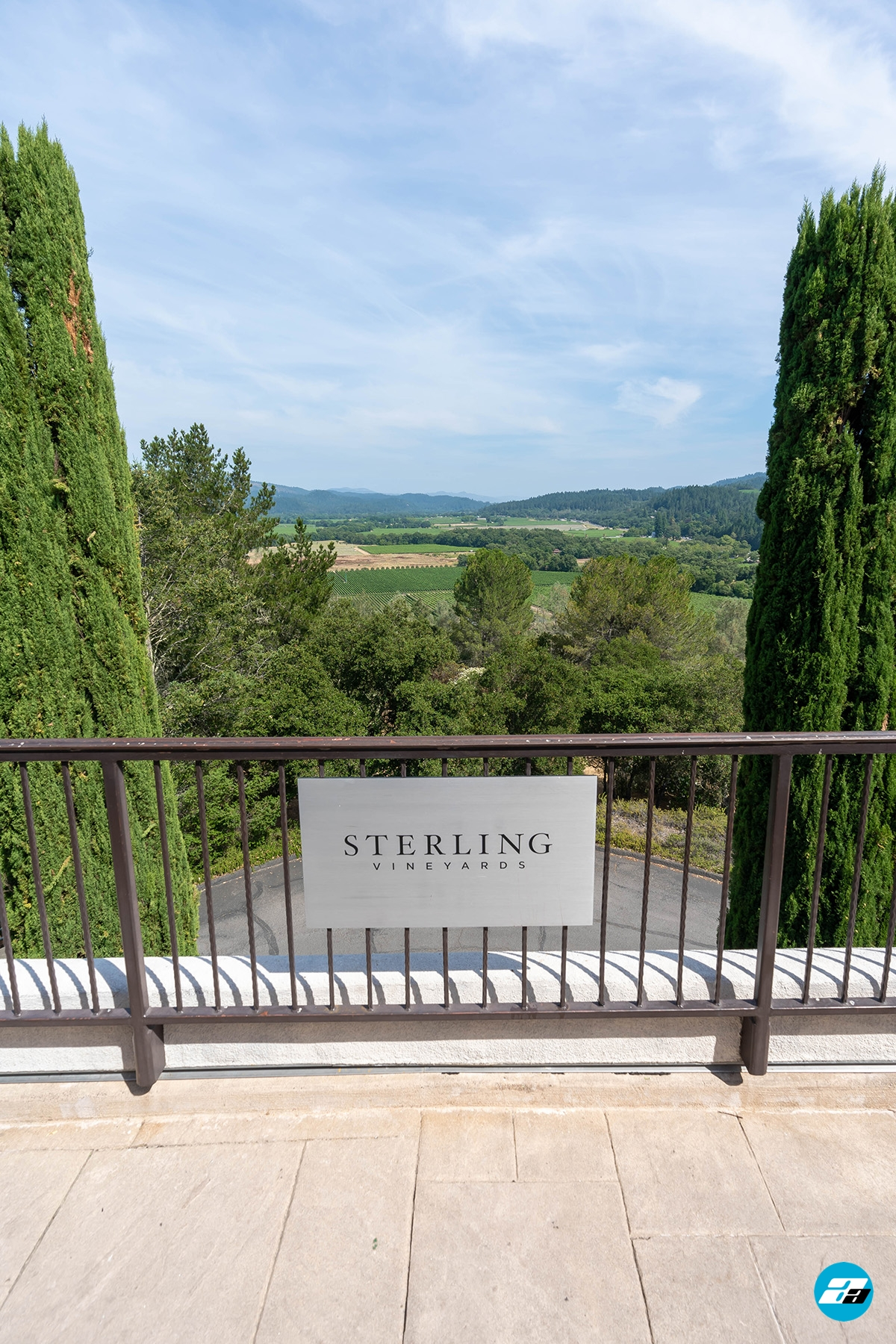 Sterling Winery, Napa Valley, CA