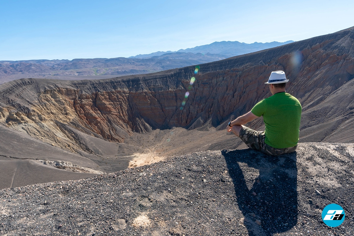 Ubehebe Crater, Death Valley