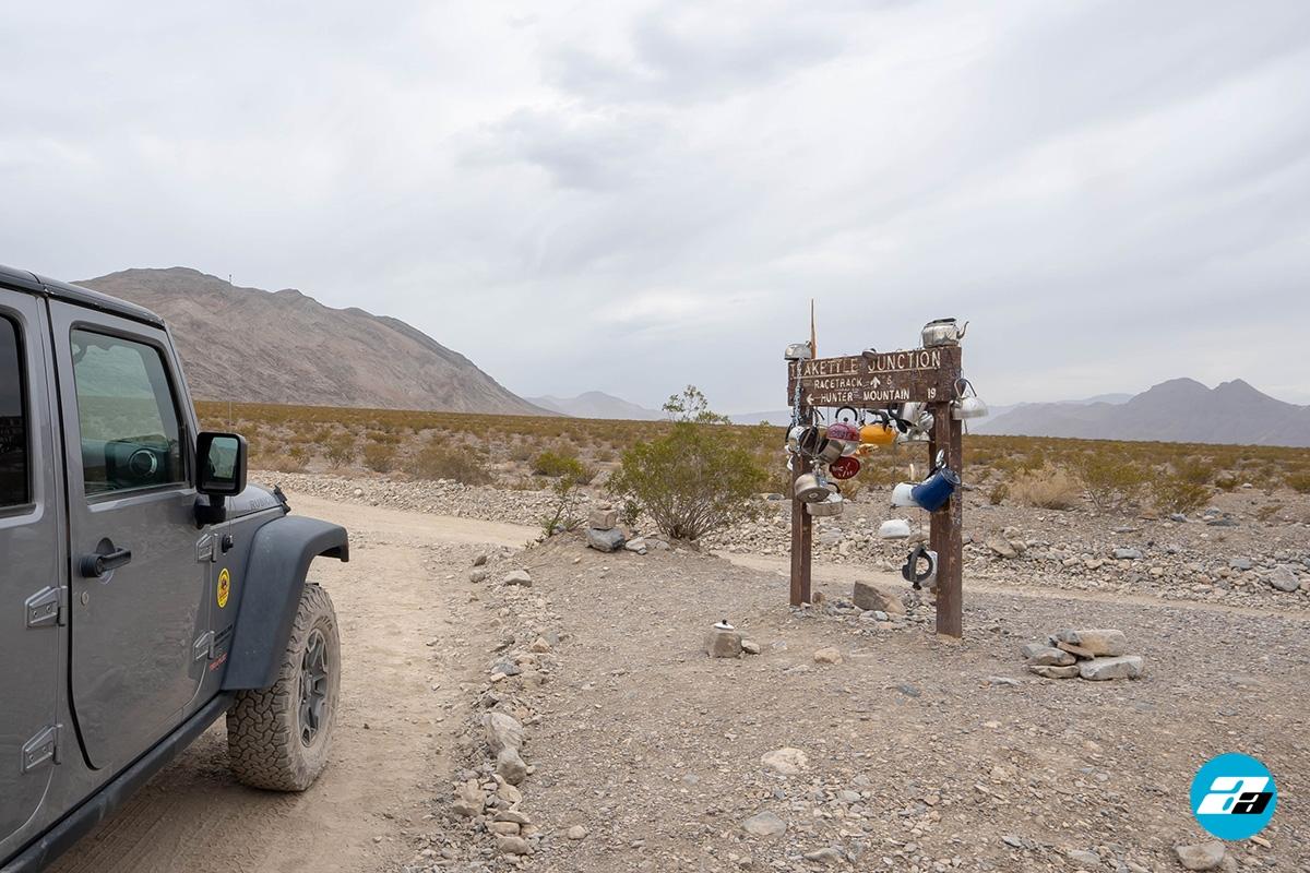 Racetrack Playa, Death Valley