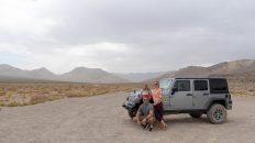 Death Valley, Racetrack