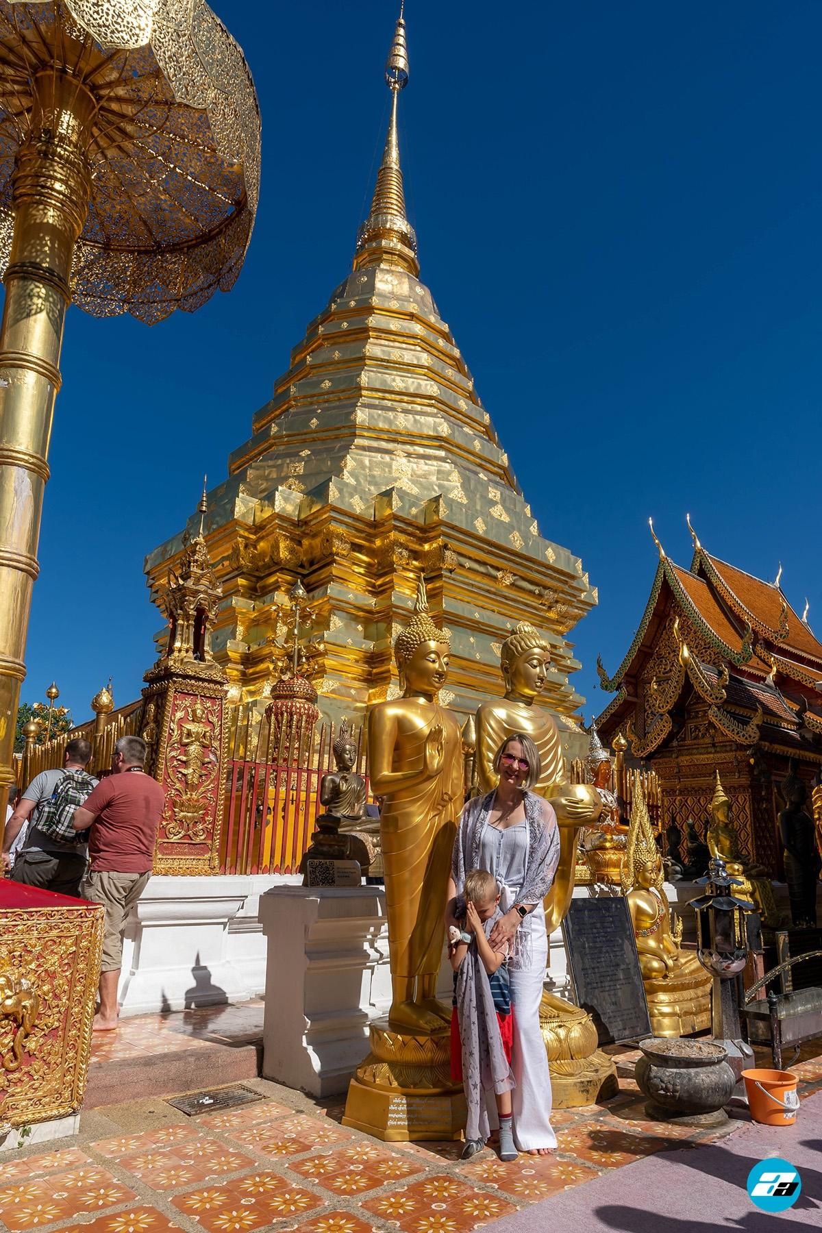 Wat Phra That Doi Suthep, Thailand