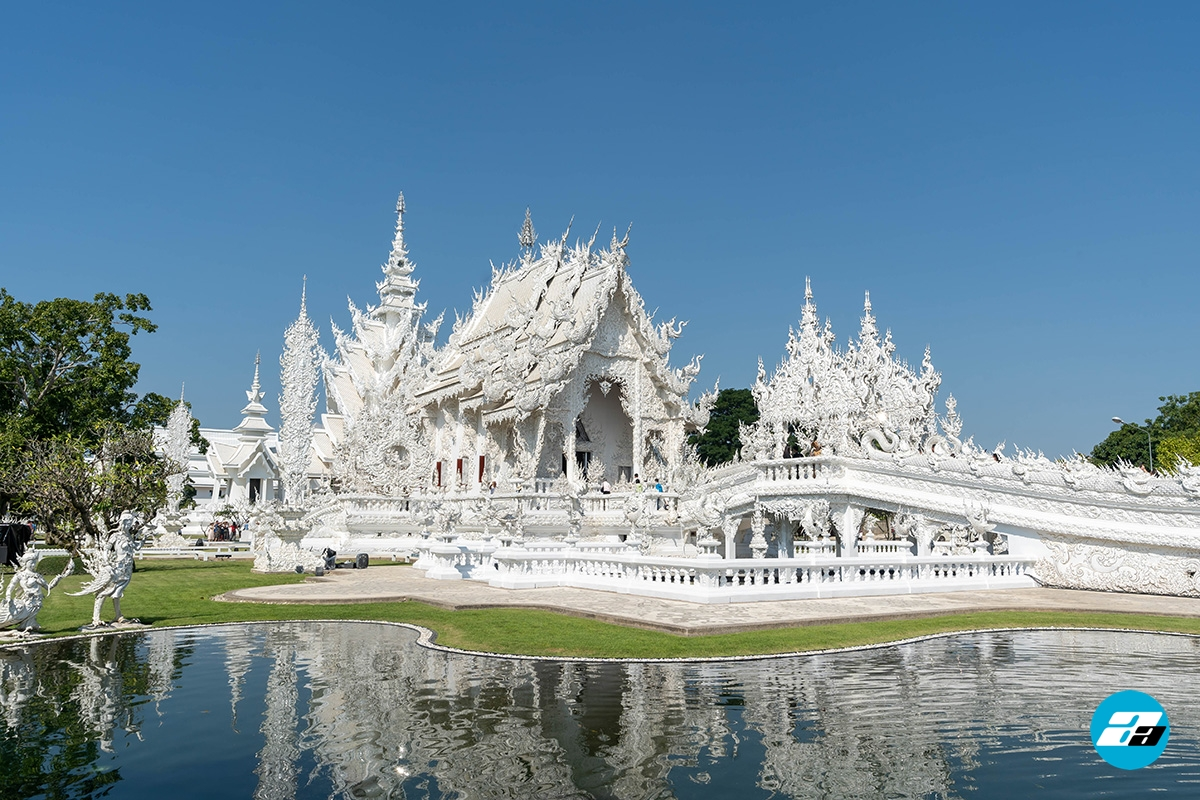 White Temple, Thailand